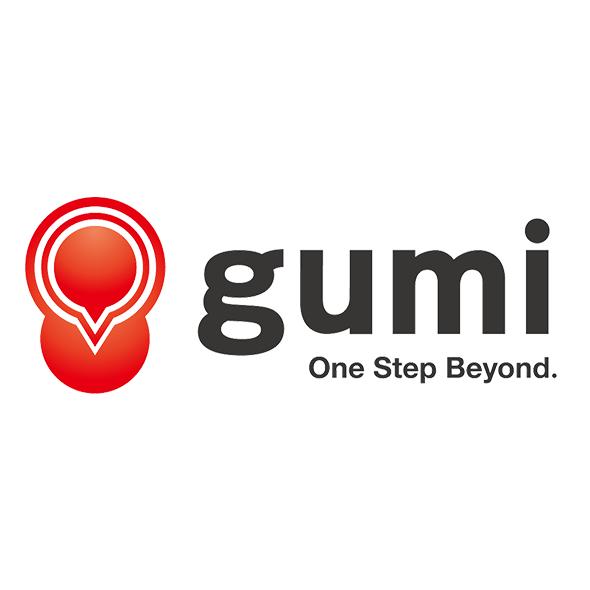 """株式会社gumi"""