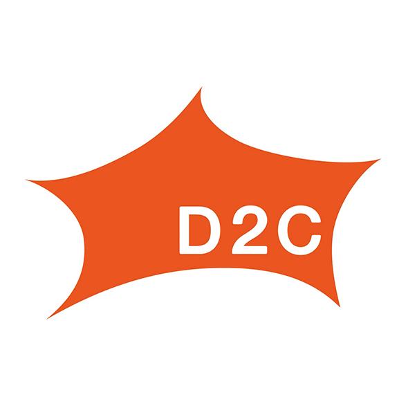 """""""株式会社D2C"""""""